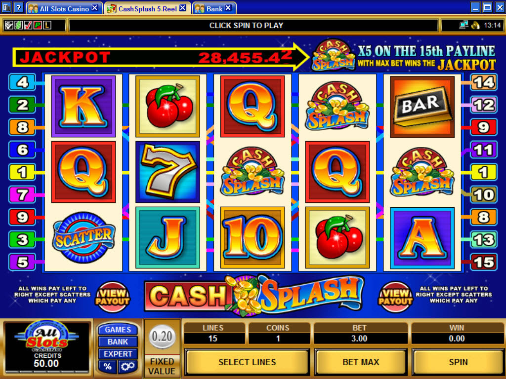 Play Online Slots Machines
