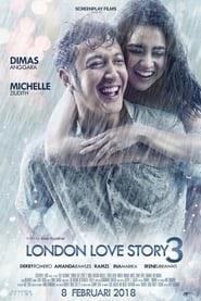 London Love Story 3 cz dubbing 2018