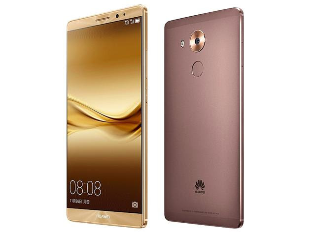 Huawei Mate 8 android phone