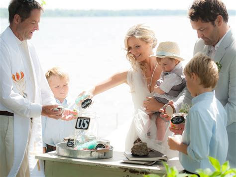 10 Sweet Ways to Incorporate Your Kids Into Your Wedding