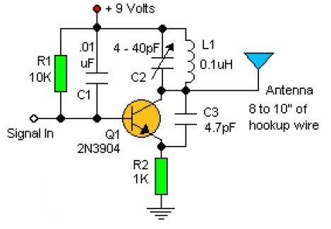 rf 0scillator circuit