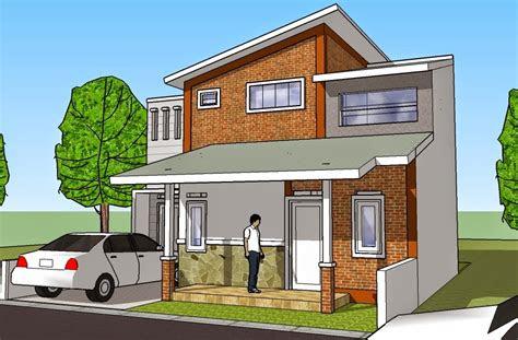 model atap rumah minimalis - desain rumah