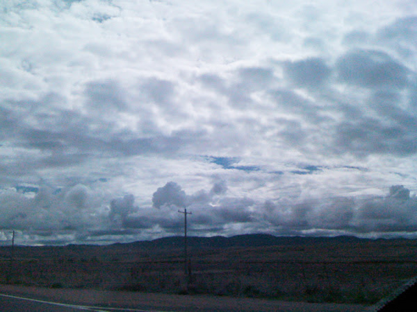 Monaro clouds