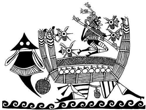 south american indigenous art