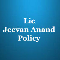 Lic Jeevan Anand Policy Plan no - 149 - LIC24