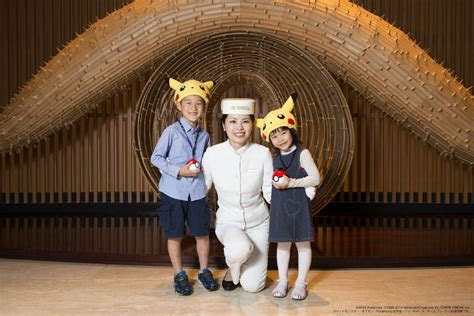 Peninsula Tokyo guests can hunt lost Pokemon characters
