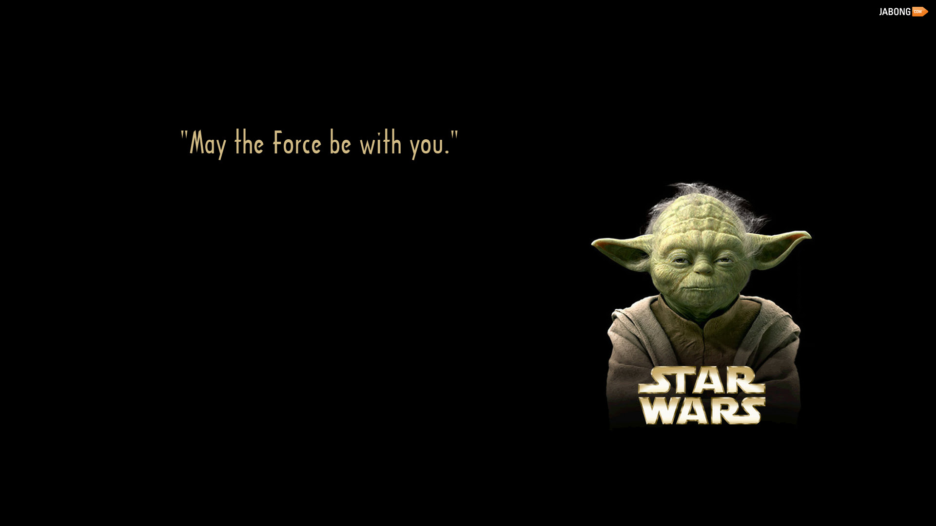 Veryfunnywallpaper Yoda Will Quotes Quotesgram
