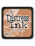 "Mini Distress Pad ""Tea Dye"""