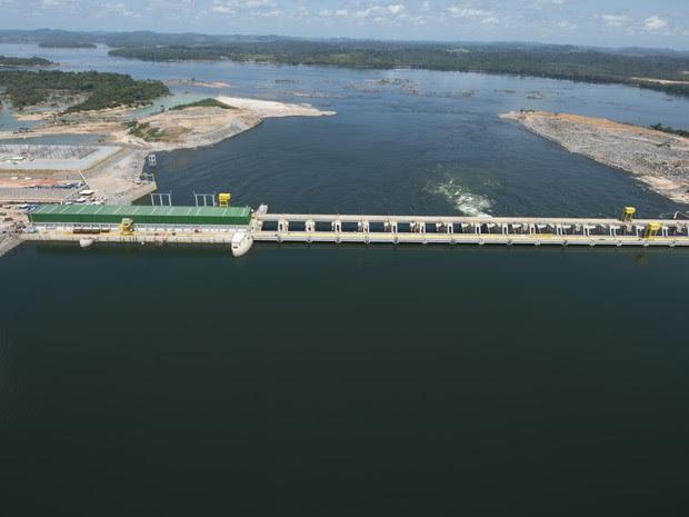 Belo Monte inicia geração comercial da 5ª turbina (Foto: Norte Energia)