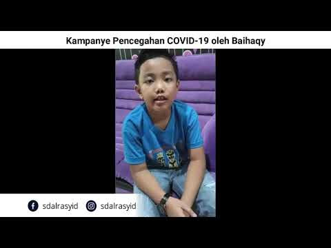Kampanye Pencegahan COVID 19 oleh Baihaqy