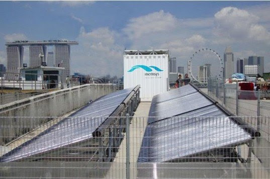 Solar 7 Solutions Solar Desalination Plant Installed And