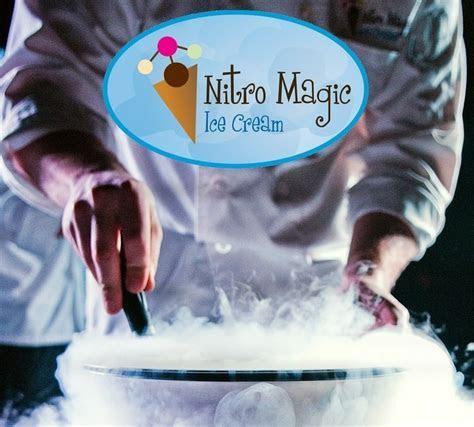Nitro Magic Ice Cream   Catering   Orchard Park, NY