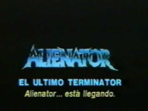 ALIENATOR El Ultimo Terminator