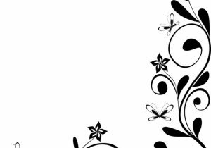 20 New For Pencil Drawing Easy Simple Flower Design Border Drawing Tuesday Meme
