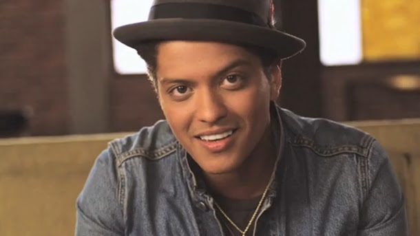 Bruno Mars, music, Locked out of Heaven
