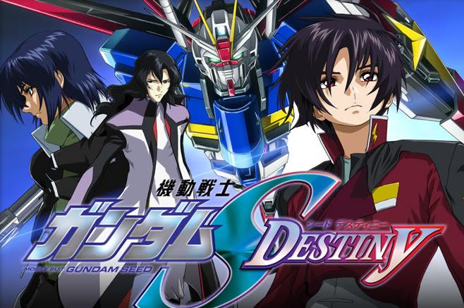 Hasil gambar untuk Gundam Seed Destiny
