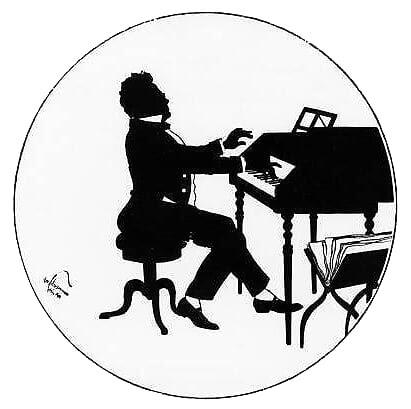 Schubert silueta