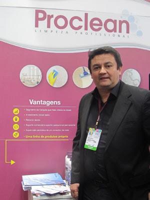Franquia desde 2010, Proclean viu a lei mudar o mercado. (Foto: Simone Cunha/G1)
