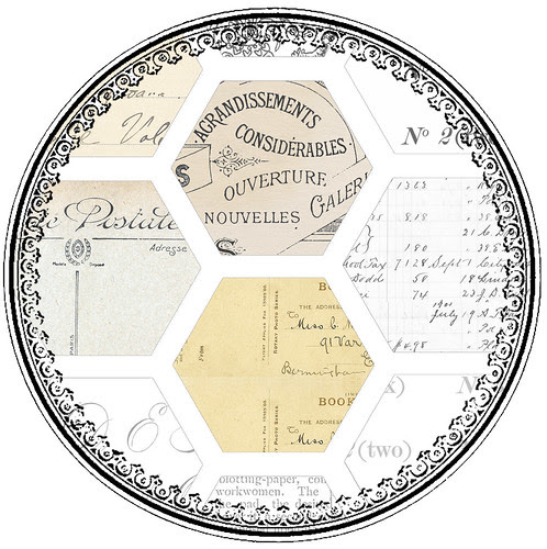 7_SAMPLE_JPEG_ephemera_hexagon_DARK_300dpi_melstampz