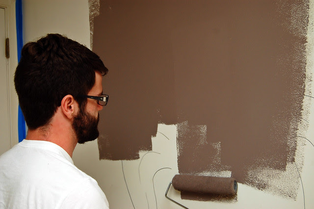paint a wall 3