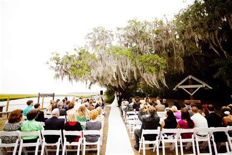 Walkers Landing Wedding Ceremony at Omni Amelia Island