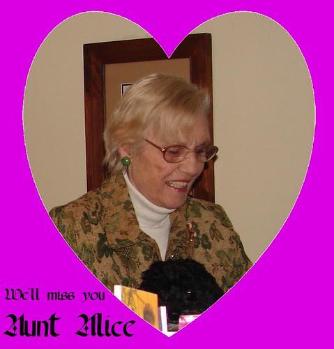 Aunt Alice & Milo