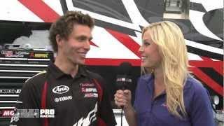 Huntley Nash from LTD Racing at Road America