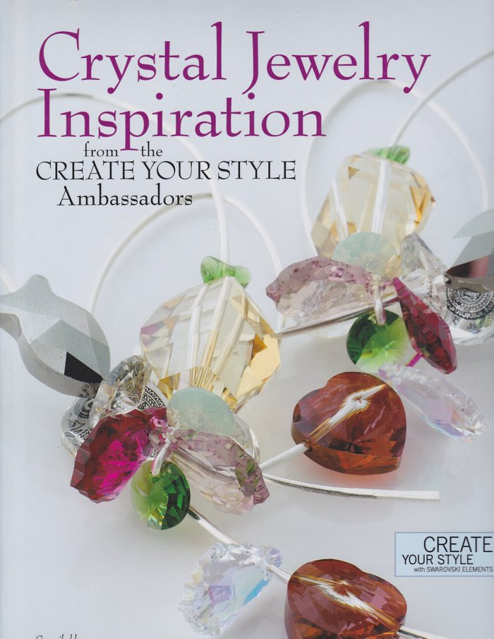 s35055 Book -  Crystal Jewelry Inspirations - By Dorothy Wood