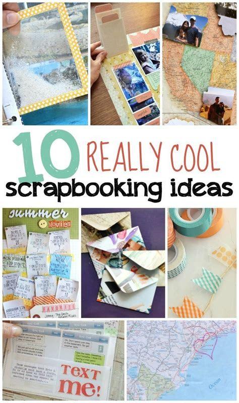 super cool scrapbooking ideas scrap booking