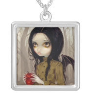 Autumn is My Last Chance NECKLACE gothic fairy necklace