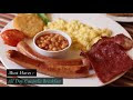 Breakfast with a side of history, The Caravela Cafe