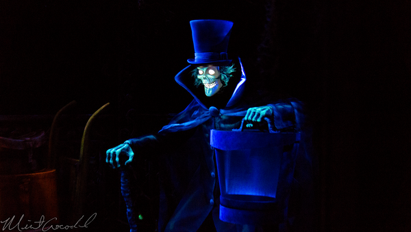 Disneyland Resort, Disneyland, New Orleans Square, Haunted, Mansion, Hatbox, Ghost, Disneyland60