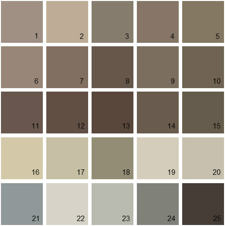 benjamin moore neutral house paint colors swatch 25