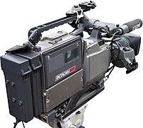 Professional Sony Betacam SP Camcorder.