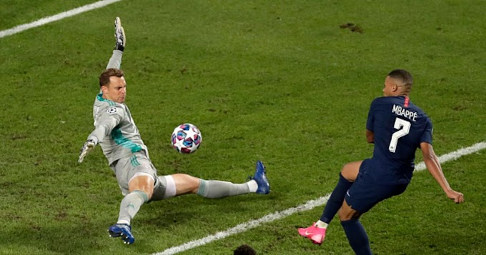 Zidane reportedly defends Mbappe from criticism after Champions League final defeat.