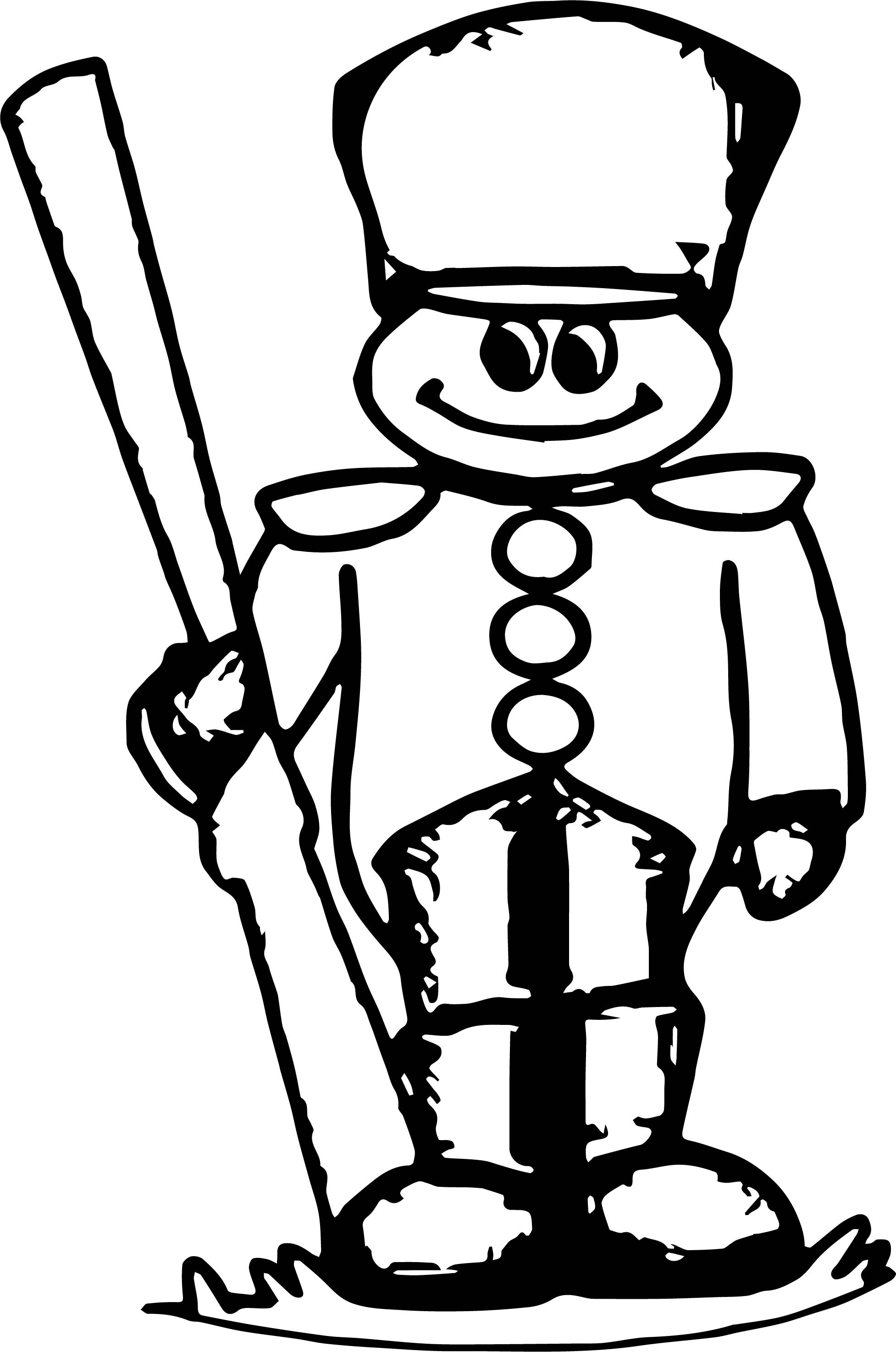 Small Toy Soldier Coloring Page | Wecoloringpage.com