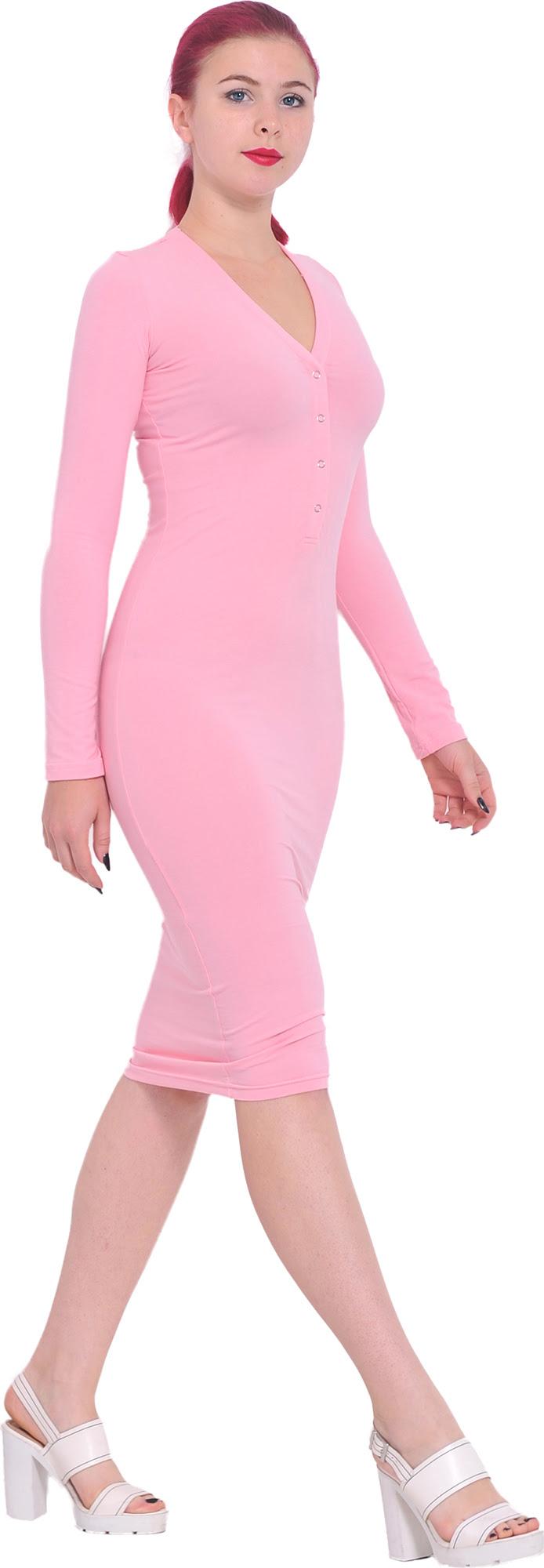 Zionsville length dress sleeve long bodycon knee