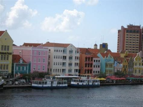 """The """"Wedding Cake House"""" in Curacao   named after it's"""