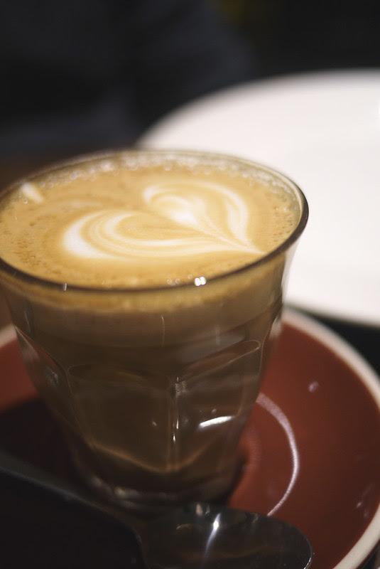 Brunch at Platform 8 Cafe (Parramatta, NSW)