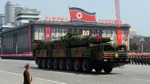 How far can a North Korean missile reach?