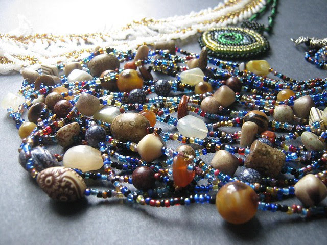 Egyptian Inspired Necklaces