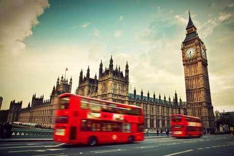 Big Ben é um dos símbolos de Londres