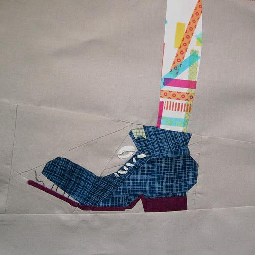 Pippi's shoe