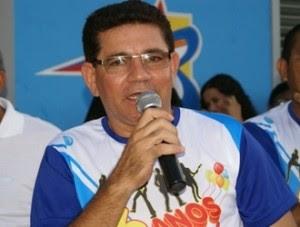 Candidato Alan Jorge Santos Linhares