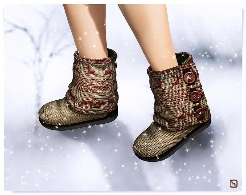 Shoetopia 2013: Cozy For Winter.