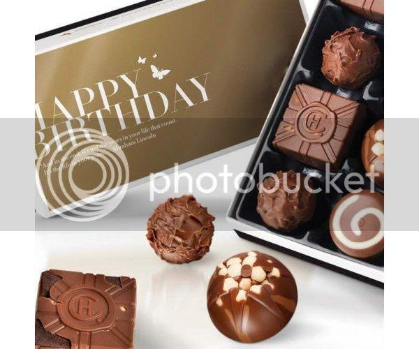 Happy Birthday Message Box