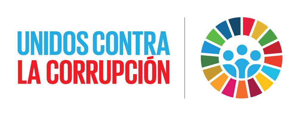 Logo de la campaña anticorrupción