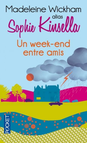 Couverture Un week-end entre amis