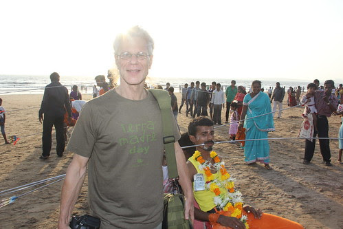 Narrotamdas And I Meet Once A Year On This Feast At Juhu Beach by firoze shakir photographerno1