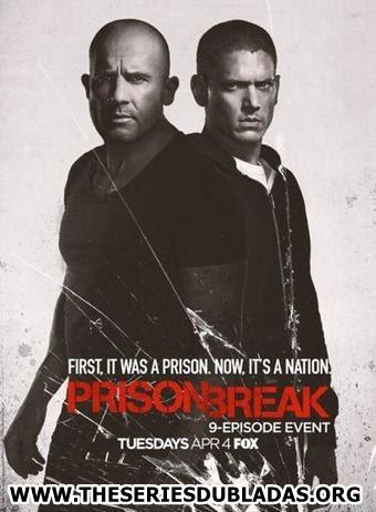 Download Prison Break: Sequel – 5ª Temporada Dublado e Legendado – MEGA